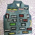 First Battle Jacket (in progress)