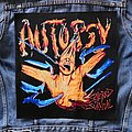 Autopsy - Severed Survival woven Backpatch