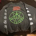 Morbid Angel sweater TShirt or Longsleeve