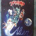 Tankard - Alien Backpatch