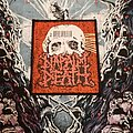 Napalm Death - Patch - Napalm Death - Mentally Murdered