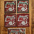 Metallica - Patch - Creeping Death Patches