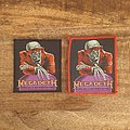 Megadeth - Patch - Megadeth Patches