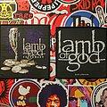 Lamb Of God - Patch - Lamb Of God Patches