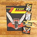 ZZ Top - Patch - ZZ Top Patches
