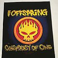 "The Offspring ""Conspiracy"" Backpatch"