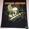 "Grand Magus - Patch - Grand Magus ""Sword Songs"" Backpatch"