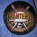 "Pantera ""CFH Skull"" Patch"