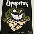 "The Offspring ""Donovan"" Backpatch"