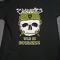 "The Casualties ""Europe Tour 2017""  T-Shirt"