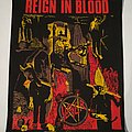 "Slayer ""Reign in Blood"" Backpatch"