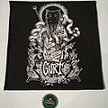 "Gurt ""Dudes with Beards"" Mini Backpatch"