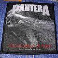 "Pantera ""Vulgar Display Of Power"" Patch 2003"