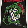 "Deep Purple ""The Battle Rages On"" Backpatch"