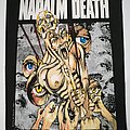 "Napalm Death ""Mass Appeal Madness"" Backpatch"