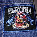 "Pantera ""Snakes & Scorpions"" Patch"