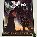 "Metal Inquisitor ""Unconditional Absolution"" Backpatch"
