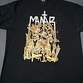 "Mantar ""Modern Art of Setting Ablaze Tour 2018"" T-Shirt"