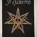 "In Extremo ""20 Wahre Jahre"" Backpatch"