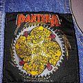 """Pantera """"Circular Saw Skulls"""" Patch"""