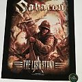 "Sabaton ""The Last Stand"" Backpatch"