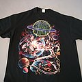 "Rings of Saturn ""Legendary Warriors"" T-Shirt"