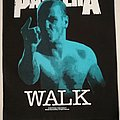 "Pantera ""Walk"" Backpatch"