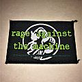 "Rage Against The Machine "" Molotow Logo"" Patch"