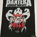 """Pantera """"Kills"""" Backpatch"""