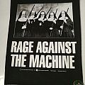 "Rage Against The Machine ""Nuns with Guns"" Backpatch"