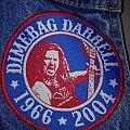 "Pantera - Patch - Pantera ""Dimebag Tribute Patch"" Bootleg"