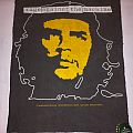 "Rage Against The Machine ""Yellow Che"" Backpatch"