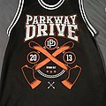 "Parkway Drive ""Underdog"" Tanktop/Basketball Jersey"