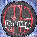 """Pantera """"CFH Logo"""" Patch"""