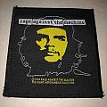 "Rage Against The Machine "" Yellow Che, Black Background"" Patch"