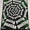 """Pantera """"Logos"""" Backpatch"""