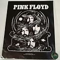 "Pink Floyd ""Faces"" Backpatch"