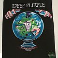 "Deep Purple ""Slaves And Masters"" Backpatch"