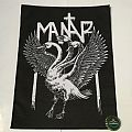 "Mantar ""Schwanenstein"" Woven Backpatch"