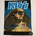 "Kiss ""Hot in the Shade"" Backpatch"