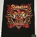 "Sabaton ""Coat of arms"" Backpatch"