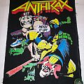 """Anthrax """"Mosh it up"""" Backpatch"""