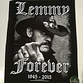 "Lemmy ""Forever"" Backpatch"