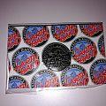 """Manfred Mann's Earth Band """"Logo"""" Metal Pin Pin / Badge"""