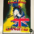 "The Exploited - Patch - The Exploited ""Britain"" Backpatch"