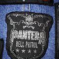 "Pantera ""Hell Patrol"" Patch"