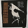 "U2 ""Rattle And Hum"" Backpatch"