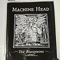 "Machine Head ""The Blackening"" Backpatch"
