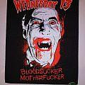 "Wednesday 13 ""Bloodsucker"" Backpatch"