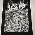 Minenfeld ,,Inevitable Death'' Backpatch